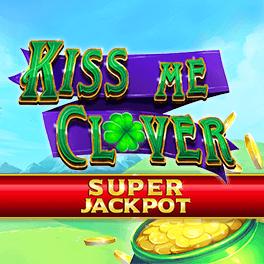 Kiss Me Clover Jackpot
